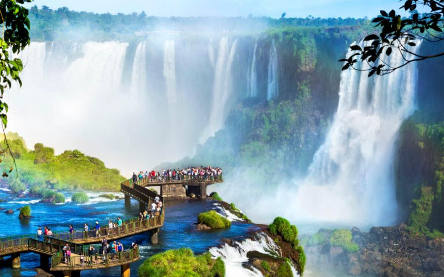 travel ideas iguazu falls