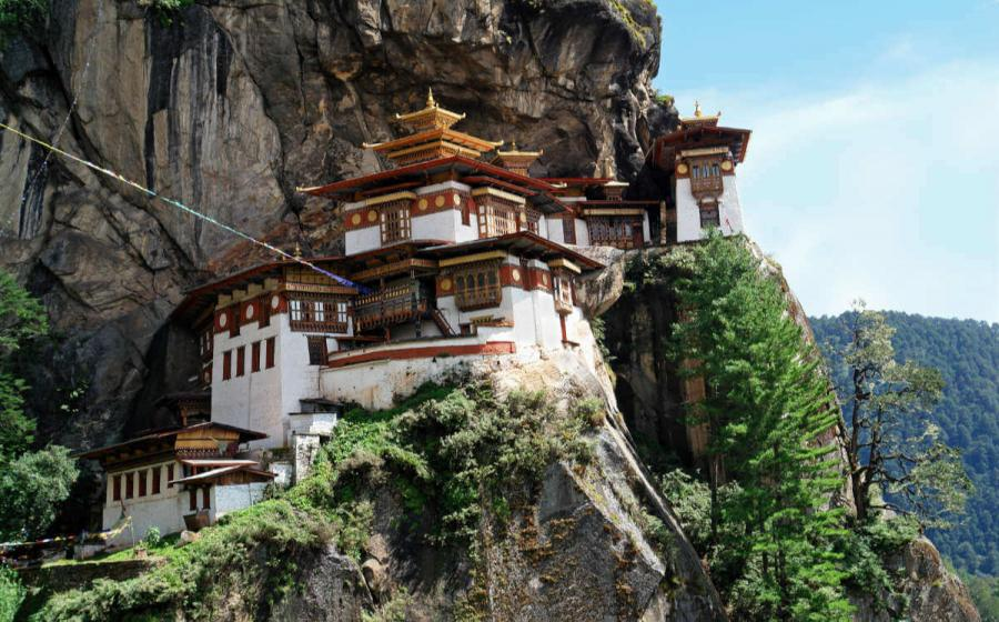 travel ideas tigers nest monastery in bhutan