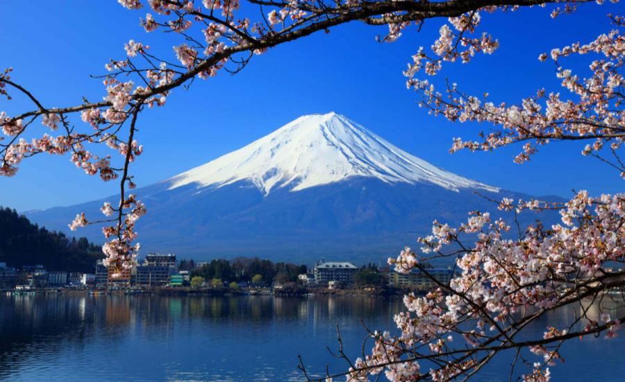 travel ideas holidays to japan mount fuji