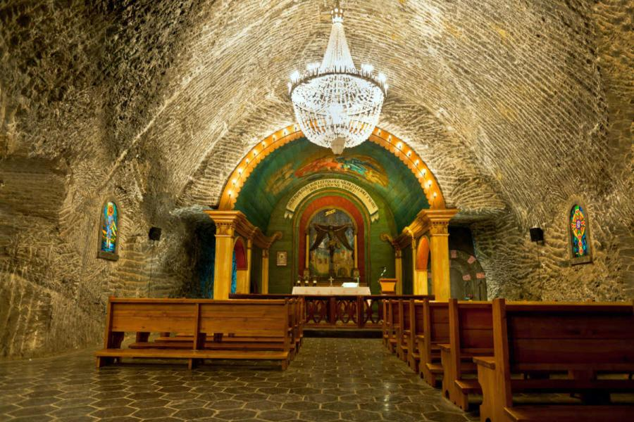krakow tours chapel in slt mines wieliczka