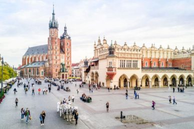 First Timer's Guide to Krakow