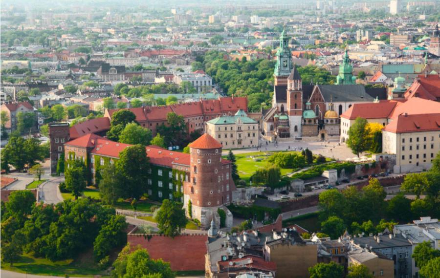 krakow tours wawel castle