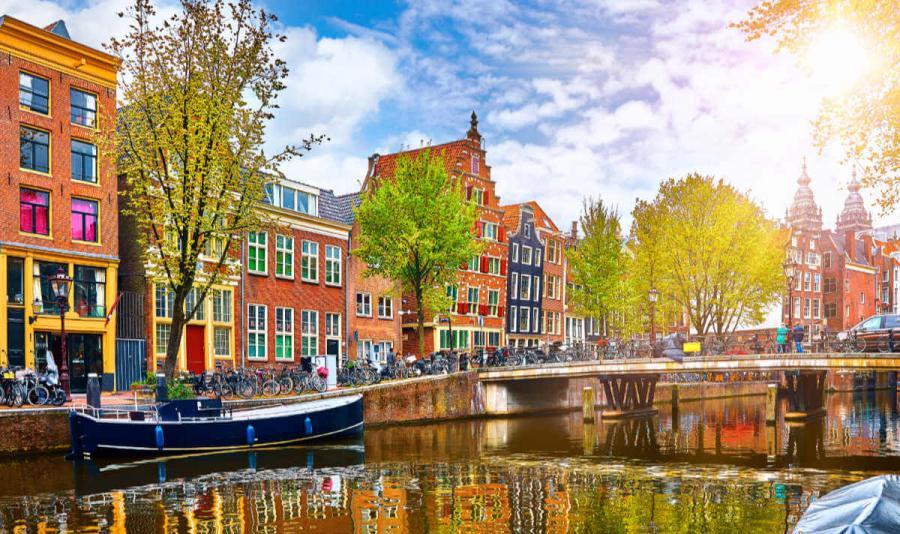 amsterdam river cruise amsterdam