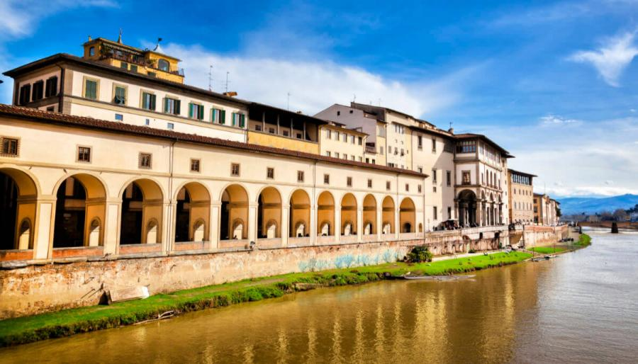 best art museums in europe uffizi gallery