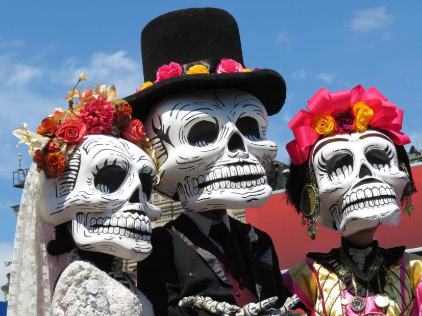 festivals around the world dia de los muertos