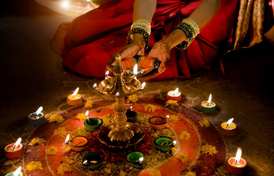 festivals around the world diwali