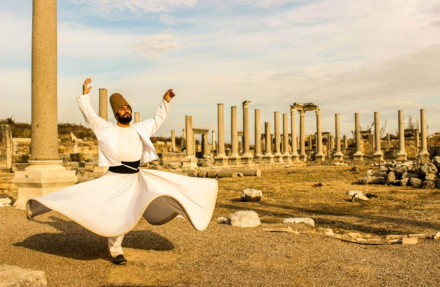 festivals around the world mevlana