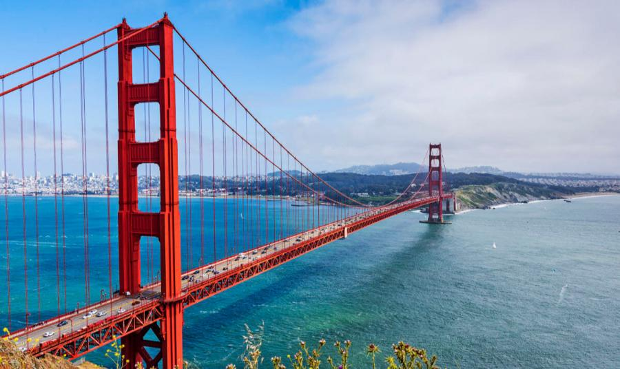 visit california golden gate bridge san francisco