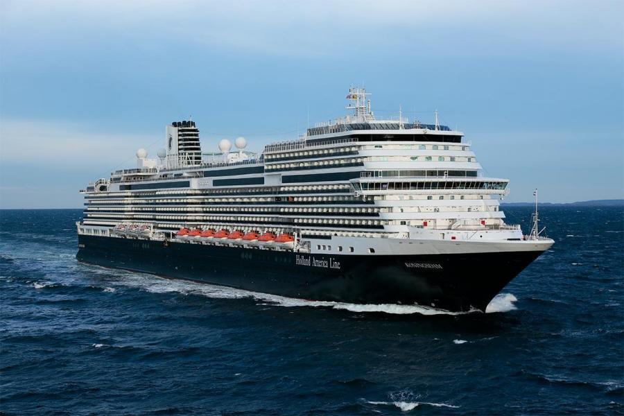 best cruises koningsdam
