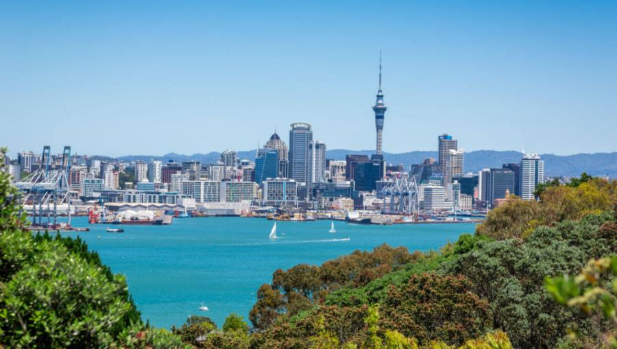 places to visit auckland new zealand