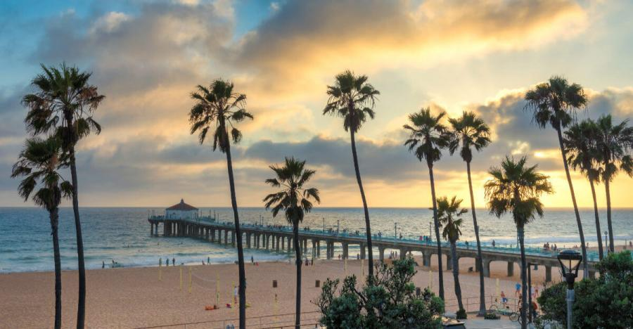 places to visit california