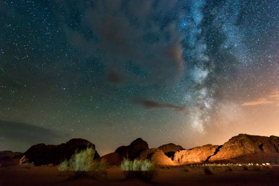 places to visit wadi rum jordan