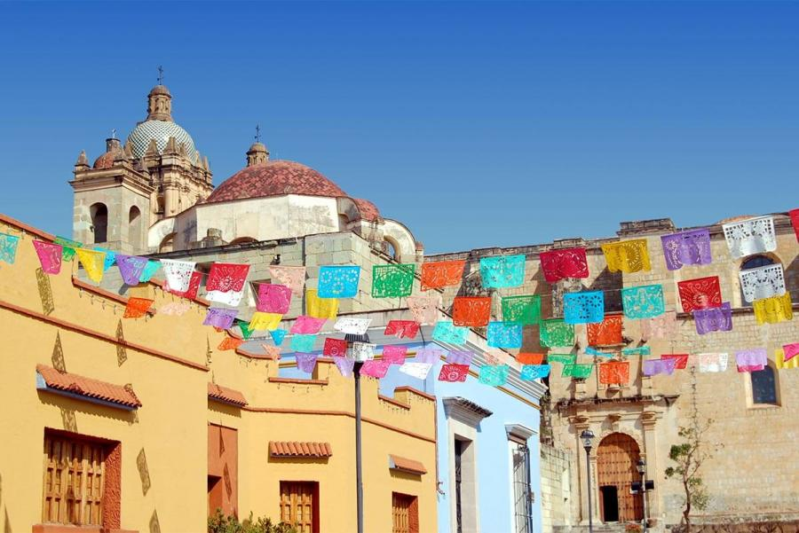 places to visit oaxaca mexico