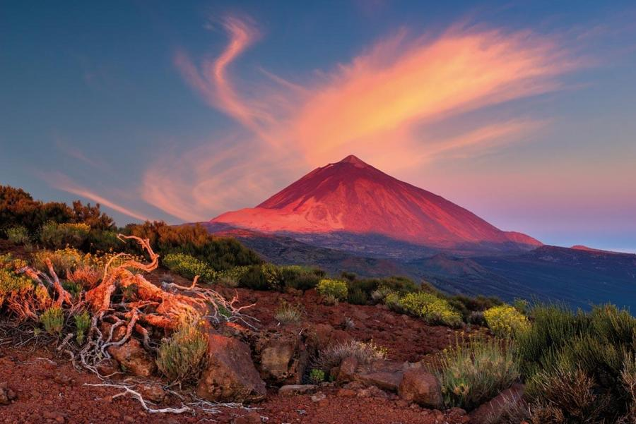 places to visit teide volcano tenerife