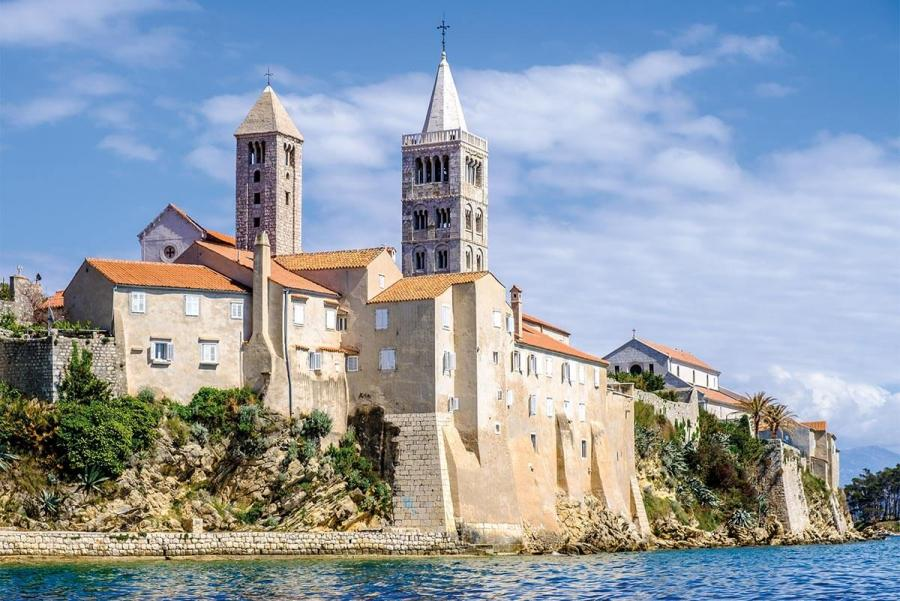 places to visit rab croatia