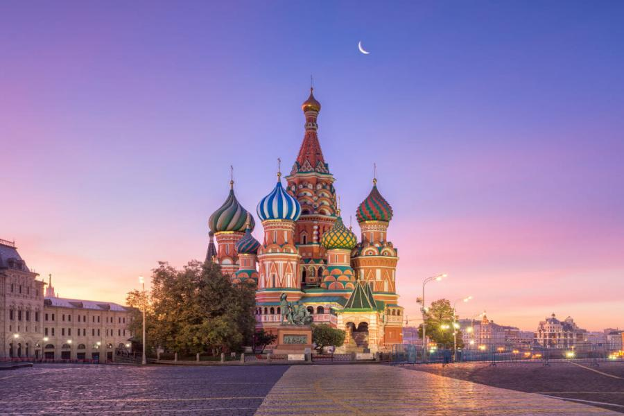 russian river cruises st basils cathedral