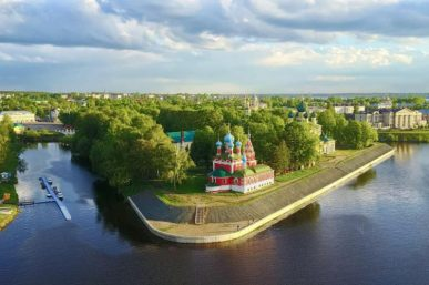 Russian River Cruises: A Guide to the Volga and Svir Rivers