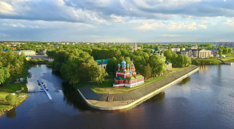 russian river cruises uglich