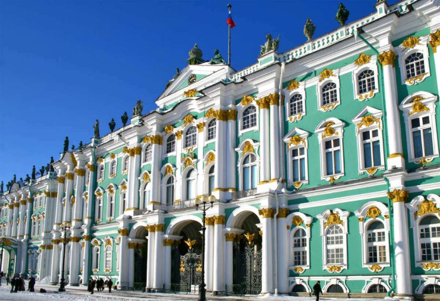 russian river cruises winter palace