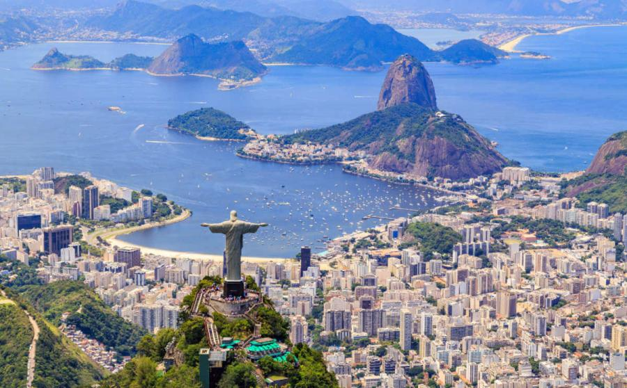 7 wonders of the world christ the redeemer rio de janeiro brazil