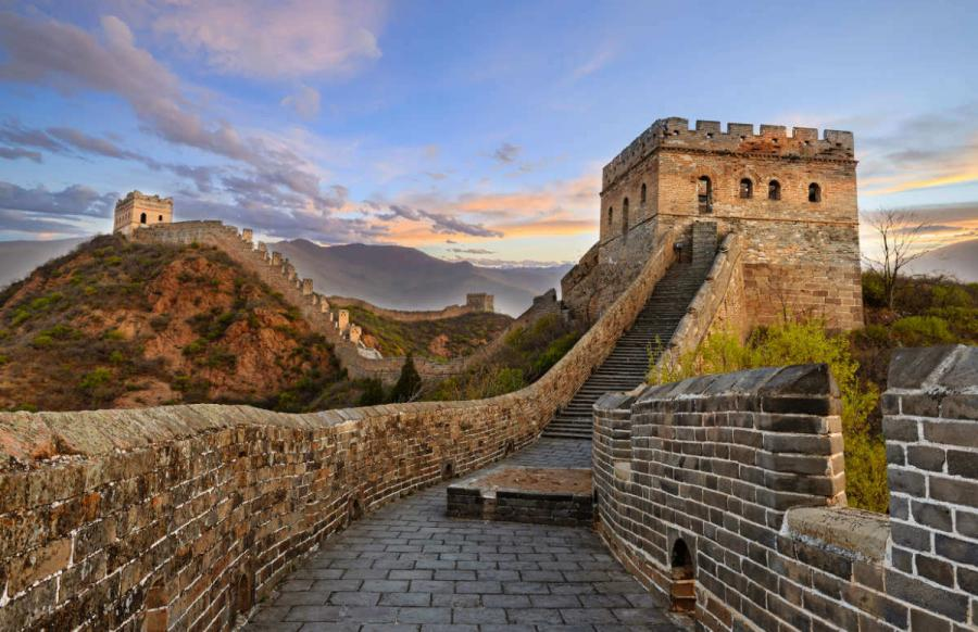 7 wonders of the world great wall of china