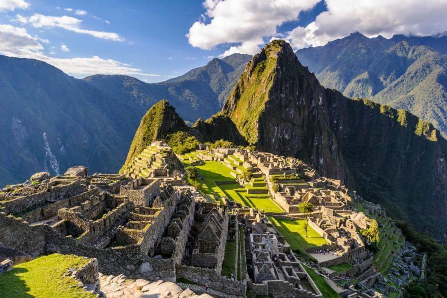 7 wonders of the world machu picchu