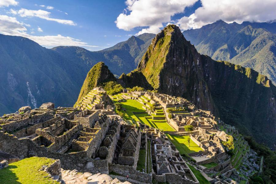 7 wonders of the world machu picchu