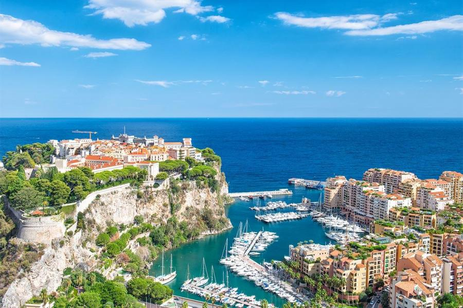 best cruise destinations monaco fontvieille
