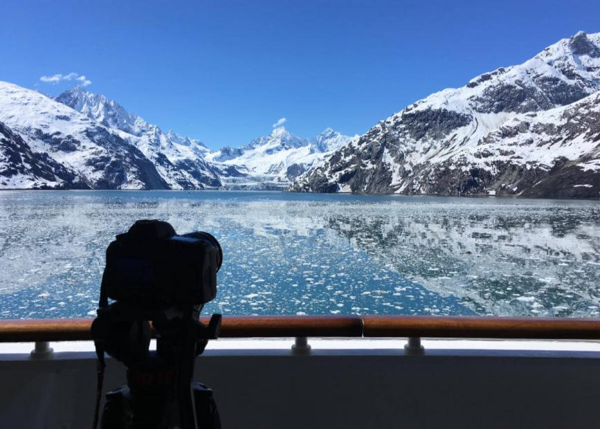 best cruise destinations alaska glacier bay photography