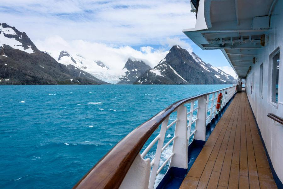 best cruise destinations Antarctic Crusing