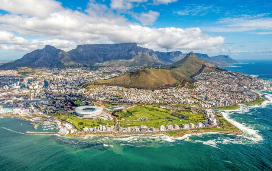 best cruise destinations south africa cape town