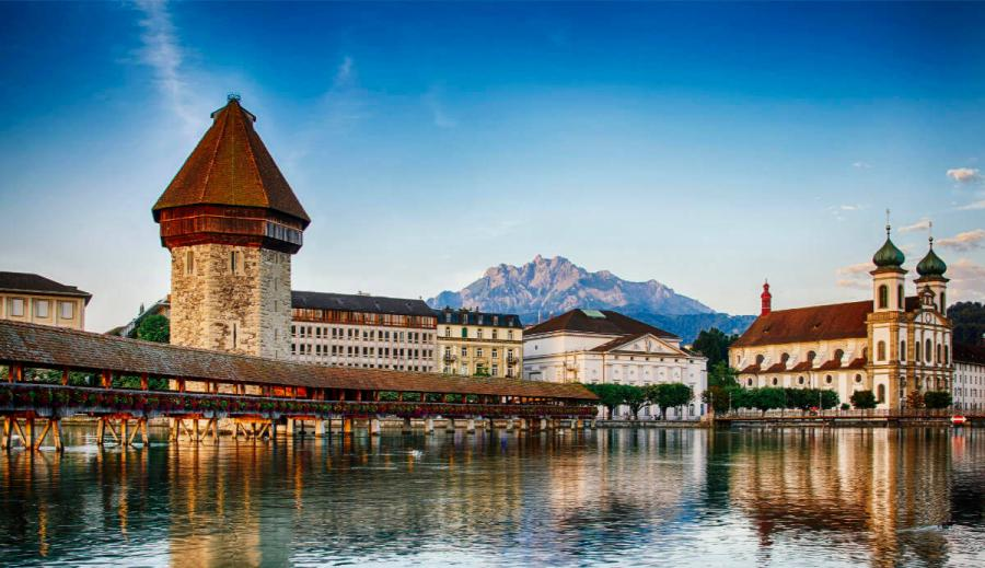 best places to visit in switzerland lucerne