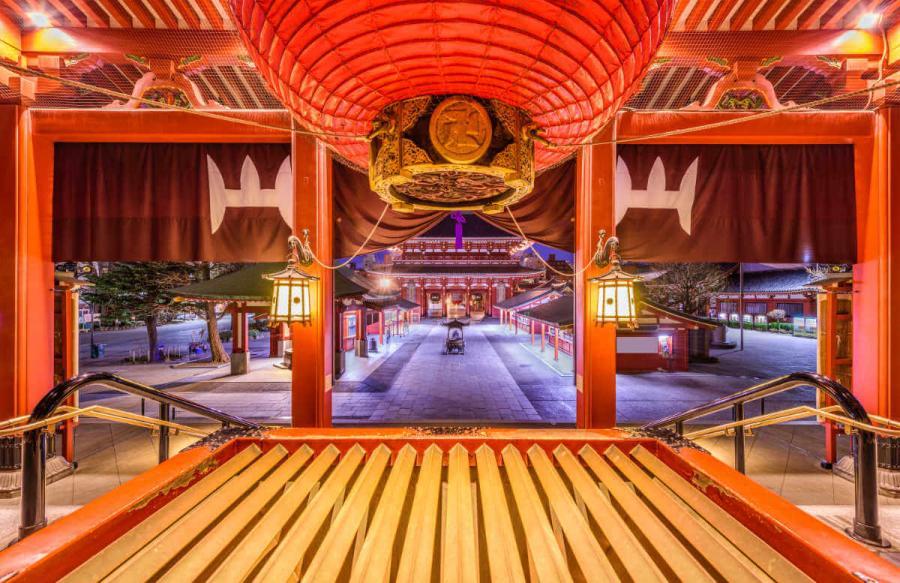japan tours sensoji temple