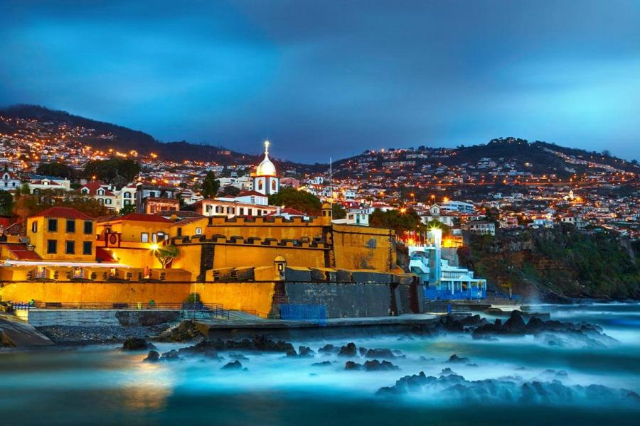 christma destinations for solo travellers funchal madeira