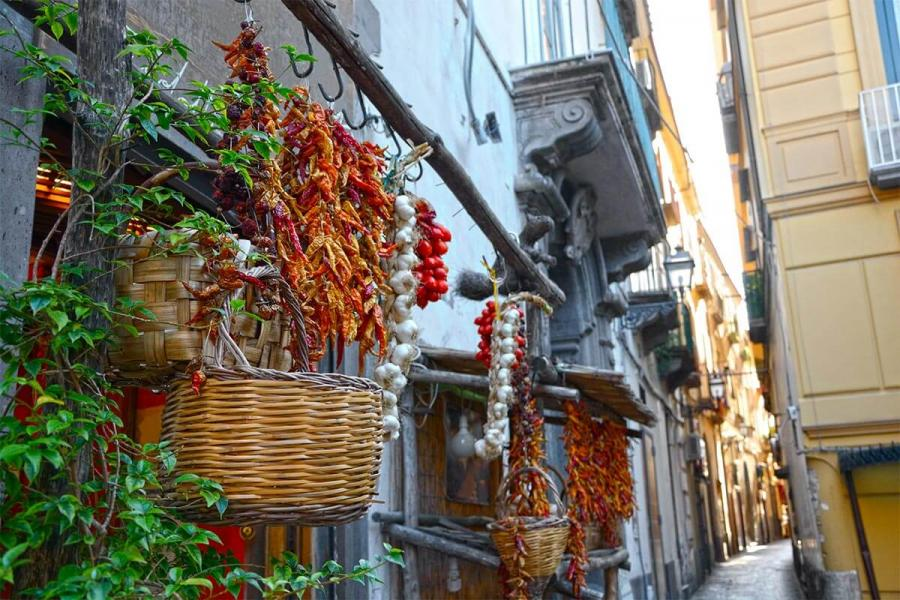 christmas destinations for solo travellers sorrento street