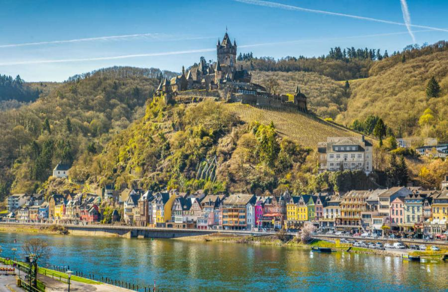 moselle river cruises cochem