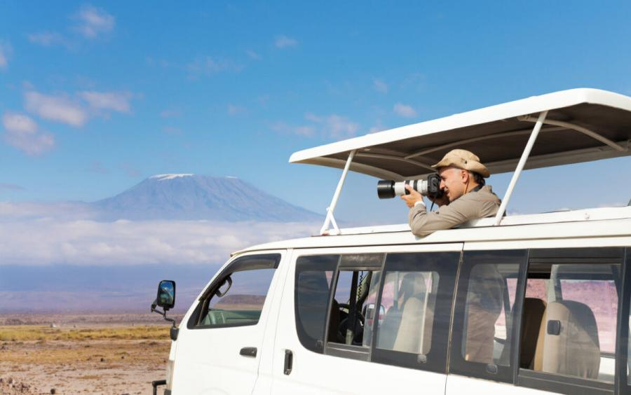 safari photography telephoto lens required