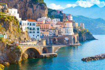 Discover Sorrento and Visit the Stunning Amalfi Coast