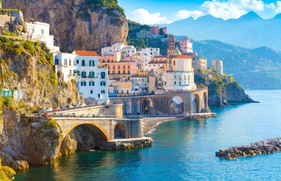 visit amalfi coast Amalfi