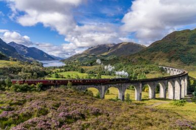 Iconic Rail Journeys of the British Isles