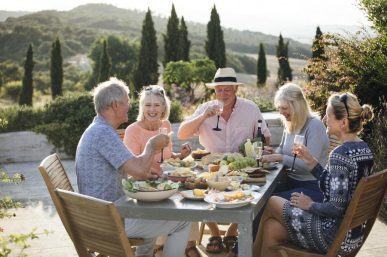 Reconnect With Friends and Family on a Group Holiday