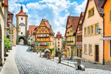 The History of Half-Timbered Houses: Our Medieval Germany Cruise