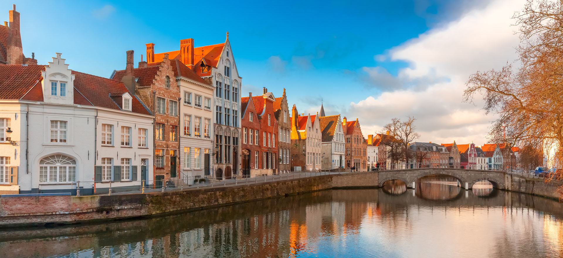 Bruges | Canals | Belgium | River Cruises in Belgium