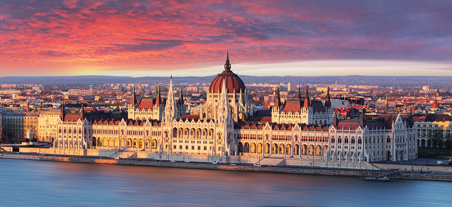 Hungarian parliament building | budapest | hungary | River Cruises in Hungary