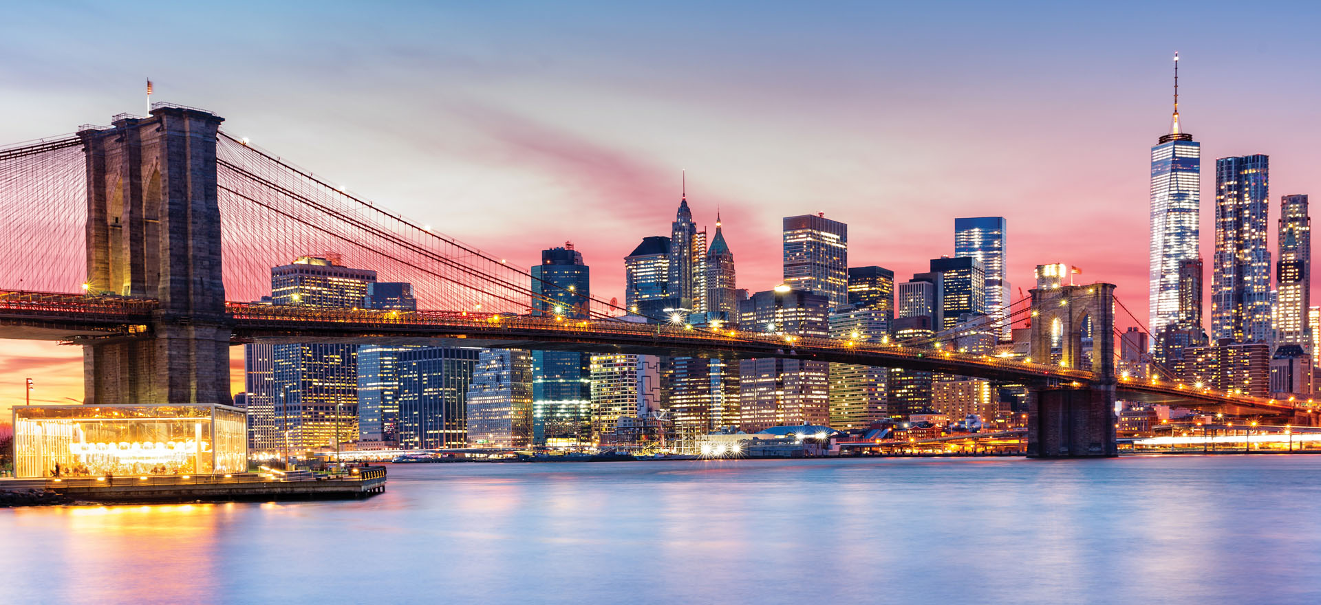 New York City | Brooklyn Bridge | Escorted Tours for Solo Travellers