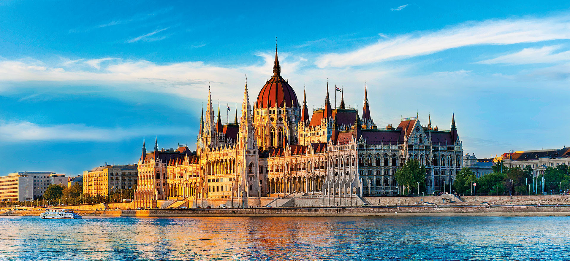Hungarian Parliament Building | Budapest | Hungary | Holidays to Hungary
