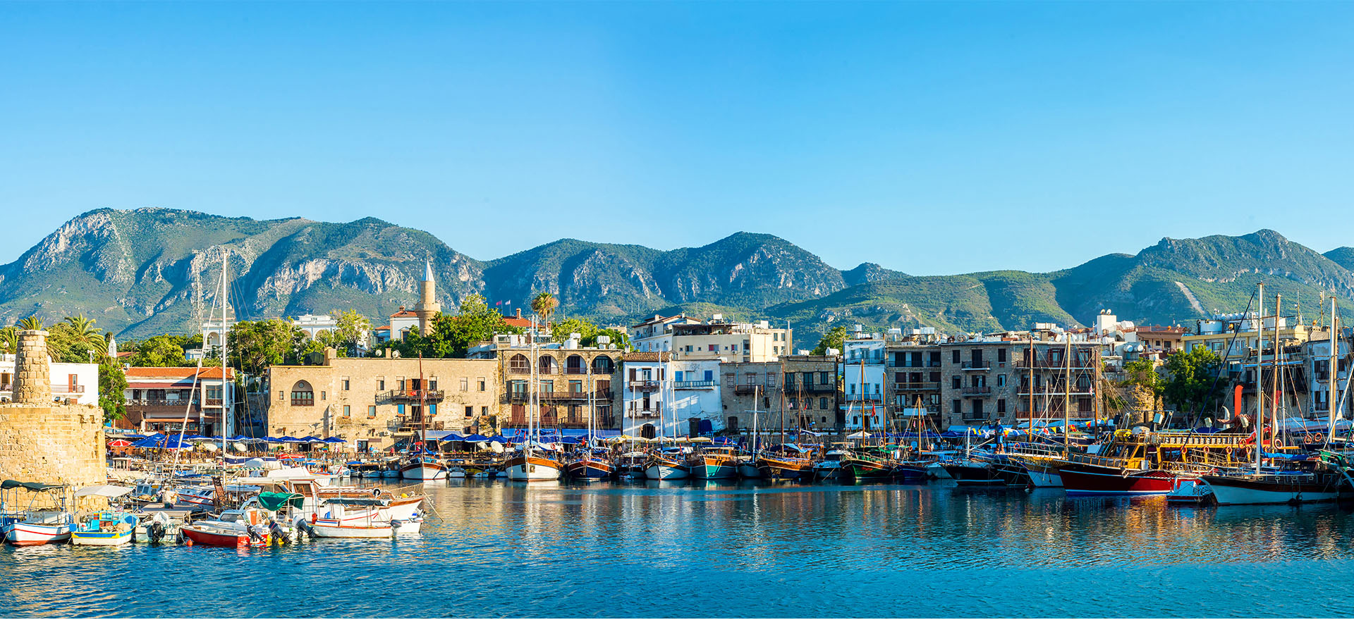 Kyrenia Harbour | Cyprus | Holidays to Northern Cyprus