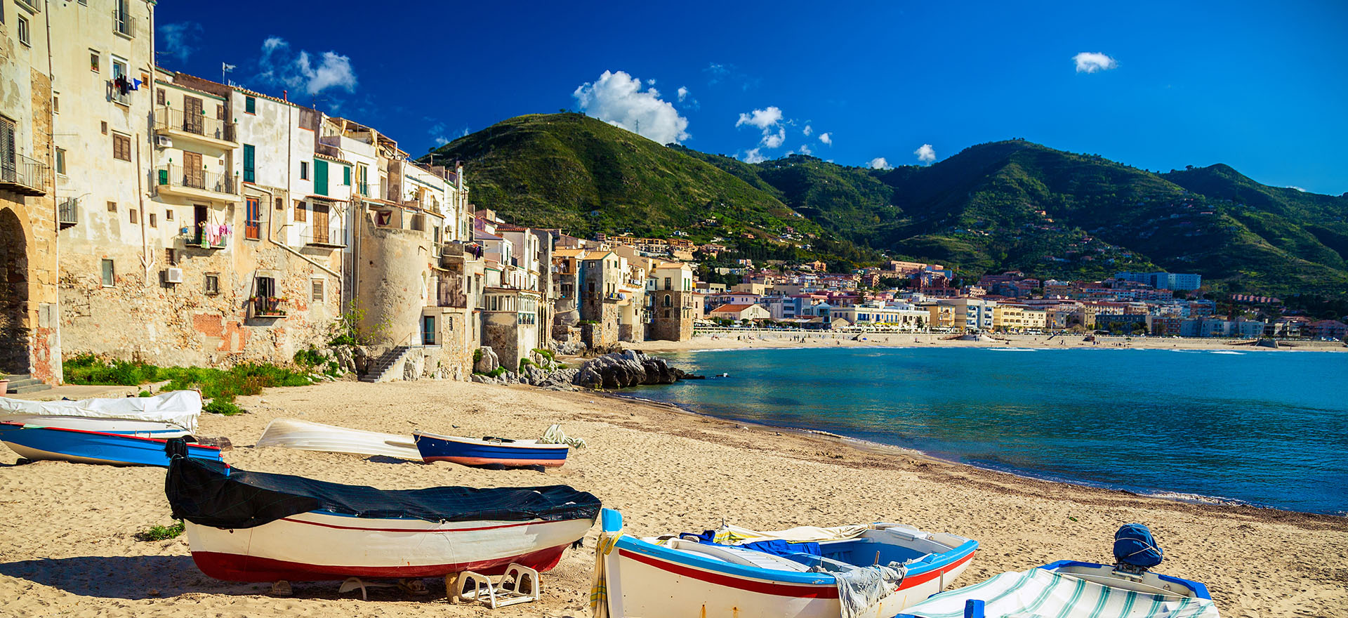 Sicily beach | Palermo | Italy| Mediterranean Tours and Cruises