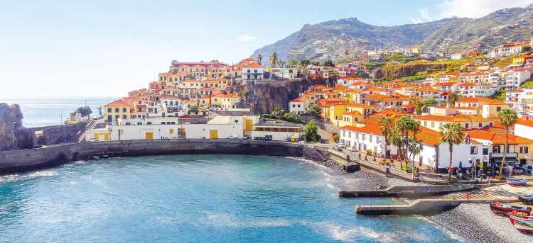 Madeira | harbour | Riviera Travel | escorted tour | solo traveller