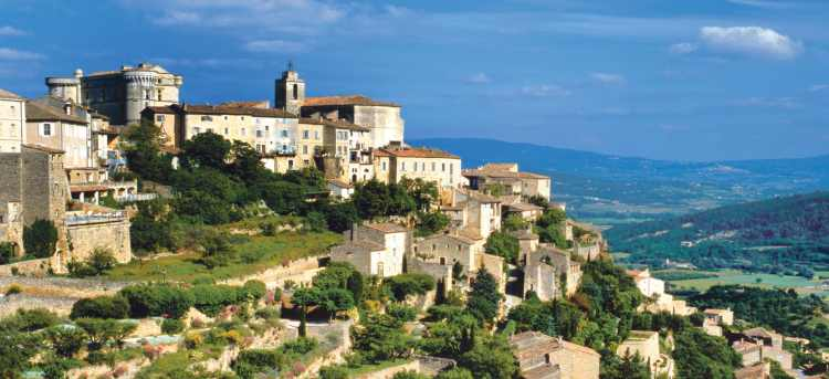 Provence | France | Riviera Travel | escorted tour